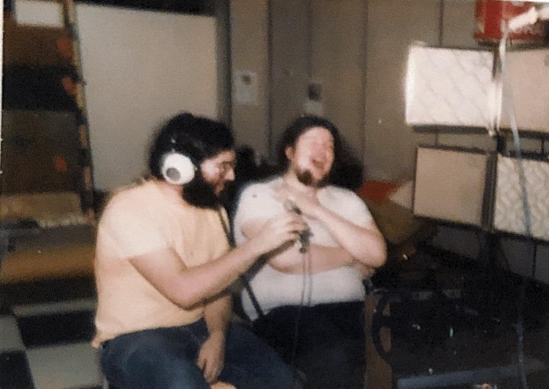Alfie & Dave Filchak crooning